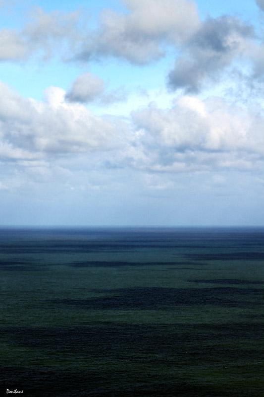 Cantabric Sea by Donibane