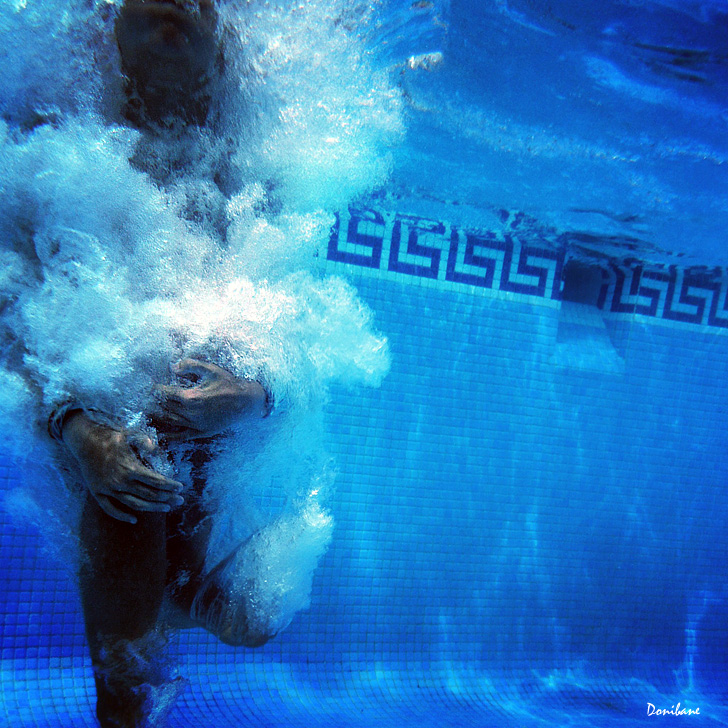 """""""Debajo del agua en color"""" por Donibane"""