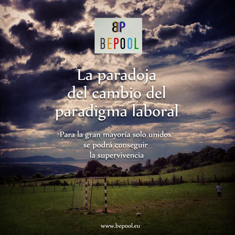 """""""La paradoja del cambio del paradigma laboral"""" por Donibane"""