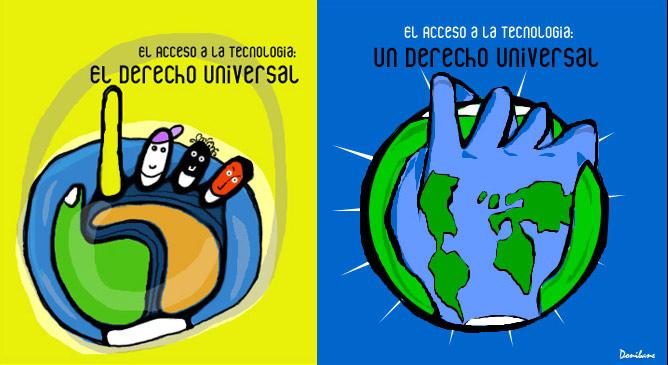 El acceso a la tecnología es un derecho universal