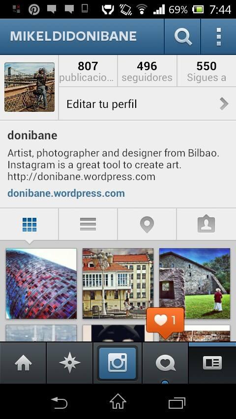 instagram @mikeldidonibane