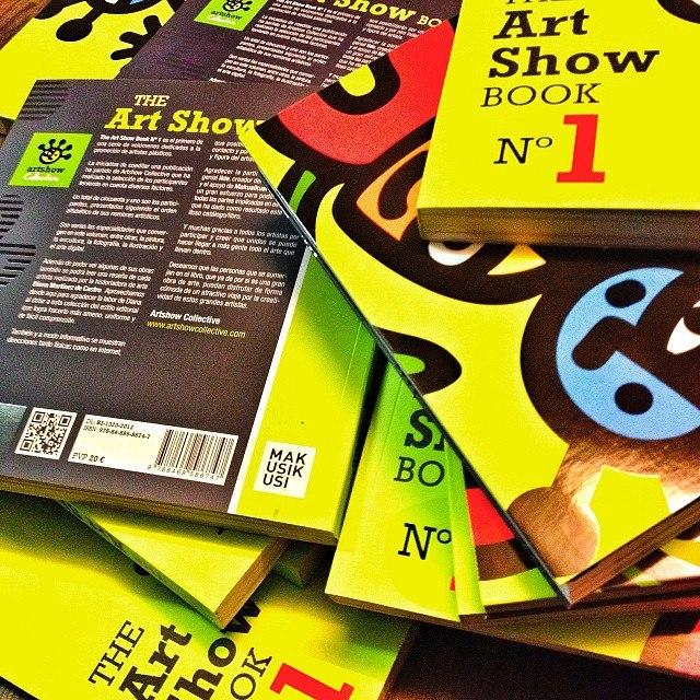 The Artshow Book Nº1