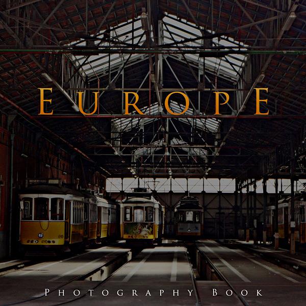 Nuevos proyectos de Artshow Collective: libro de fotografías de Europe