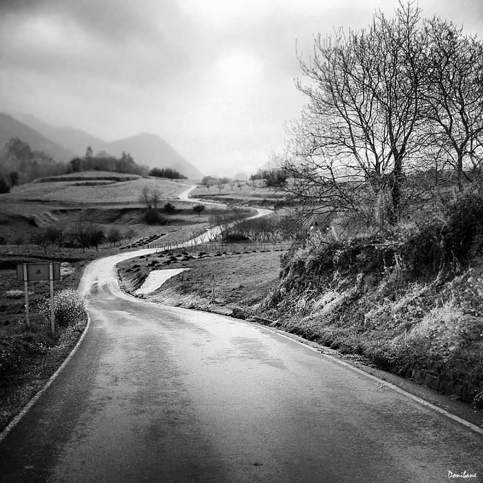 Camino a ninguna parte, por Donibane