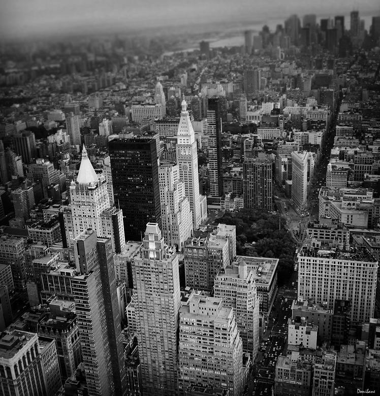 Manhattan by Donibane