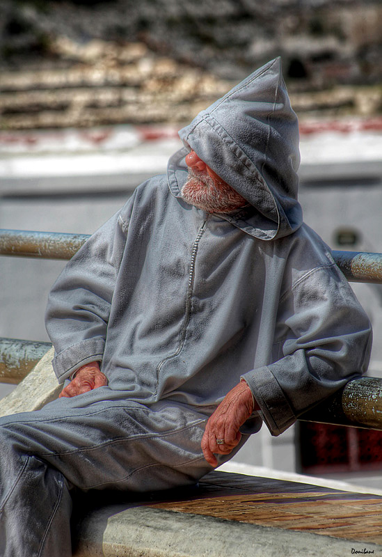 The Tanger man by Donibane