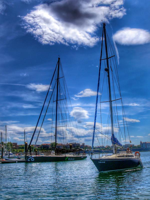 ¿Y si un día me cojo un velero y me voy a recorrer el mundo? por Donibane