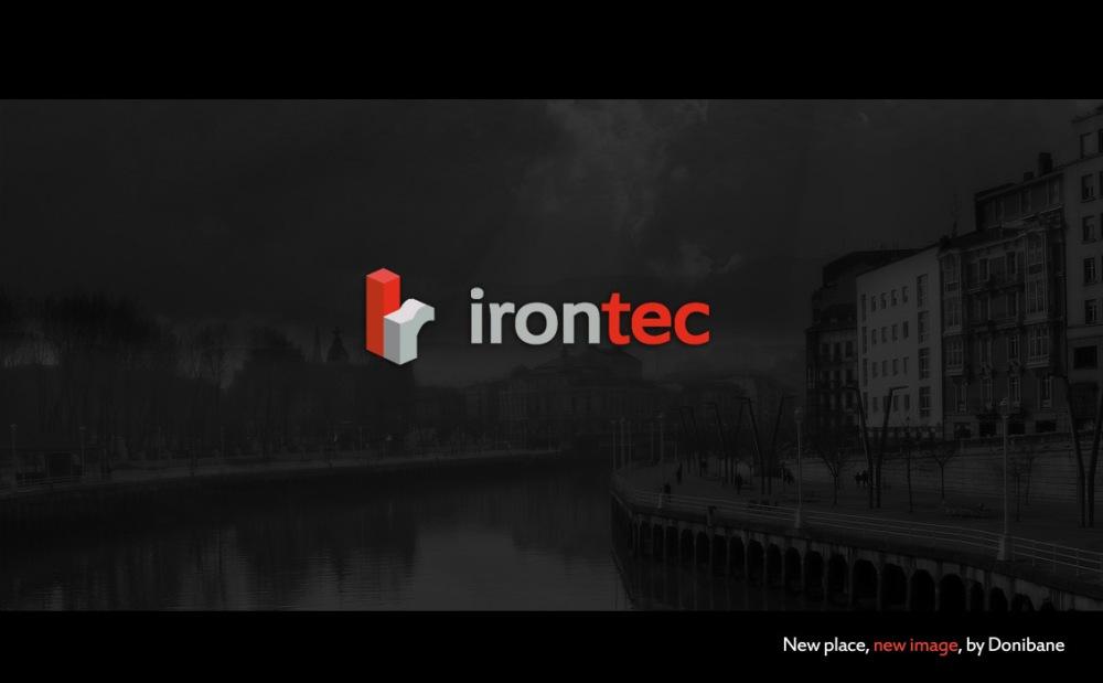 Irontec, propuesta de nueva identidad corporativa