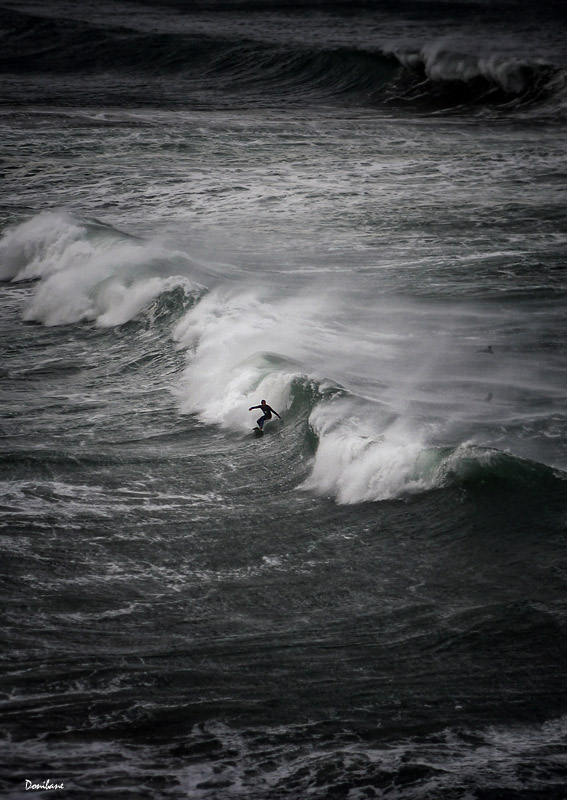 The last Surfer by Donibane