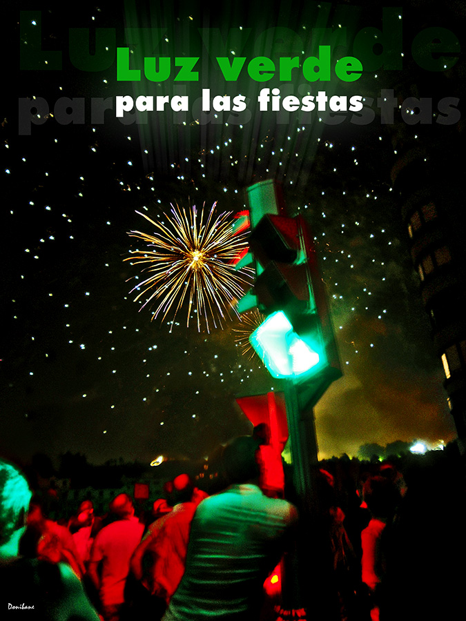 Luz verde a las fiestas por Donibane